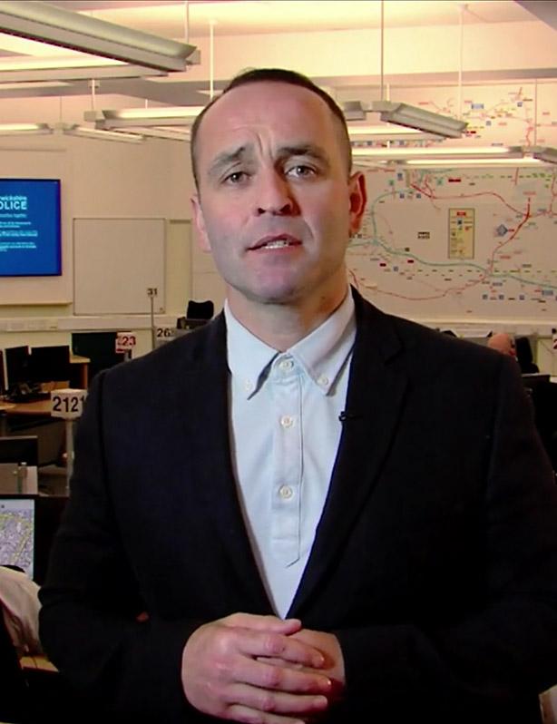 AVI Warwickshire Police video