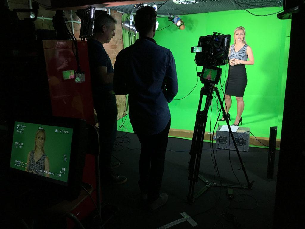 Shooting Green screen